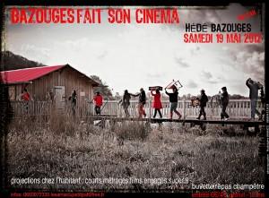 Bazouges fait son cinéma Samedi 19 mai 2012